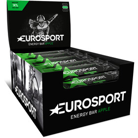 Eurosport nutrition Energy Bar Box 20 x 45g Apfel